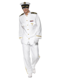 Kapiteins kostuum luxe