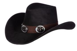 Cowboyhoed Concho | Western