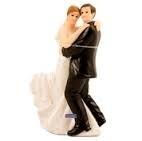 Trouwkoppeltje dansend paar