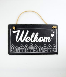 Leisteen - Welkom
