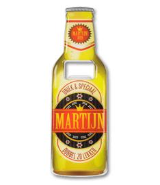 Bieropener Martijn