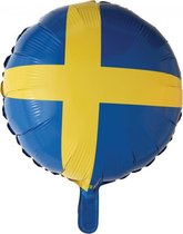 Folieballon Zweden