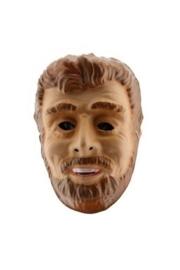 Masker plastic jonge man