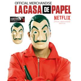 Masker La Casa de Papel latex