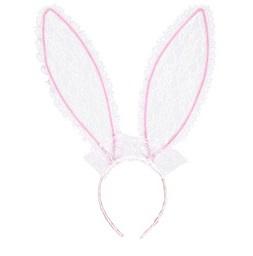 Bunny oren kant roze