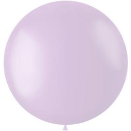Ballon Powder Lilac Mat - 78 cm