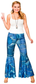 Hippie broek jeans