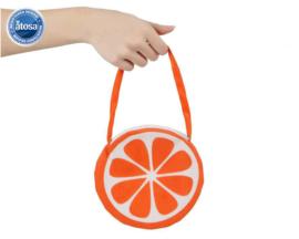 Sinaasappel tasje