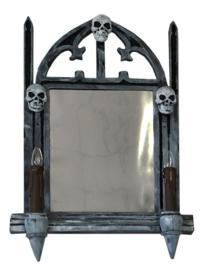 Spiegel Halloween licht