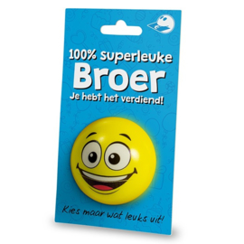 Cadeaukaarthouder - Broer |