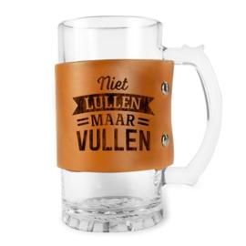 Bierpul - Niet lullen maar vullen | Luxe