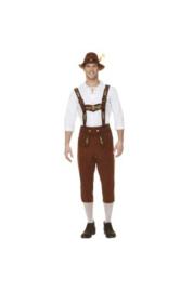 Tiroler kostuum compleet