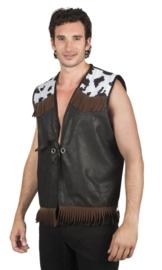 Cowboy vest heer