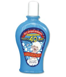 Shampoo fun 40 jaar vrouw