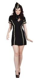 Stewardess jurkje vrouw