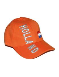 Baseball cap Holland | Oranje RWB pet
