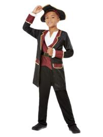 Piraten kostuum jongen luxe
