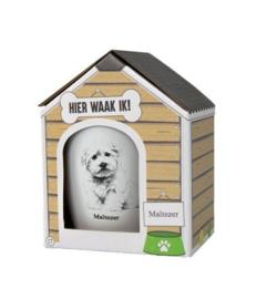 Dog mug - Maltezer | Honden mok