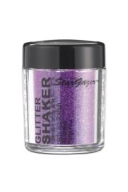 Glitter shaker UV paars