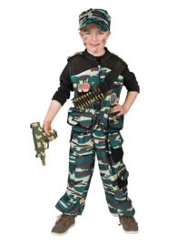 Combat trooper kostuum jongens