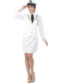 Navy officiers jurkje