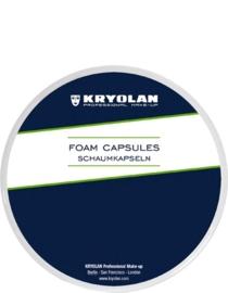 Foam schuim capsules 10 stuks