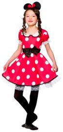 Cute Minnie Mouse jurkje