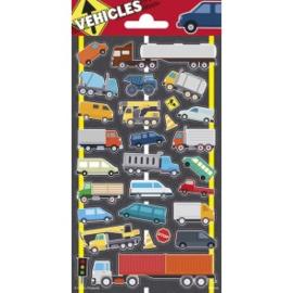 Sticker vel Vehicles