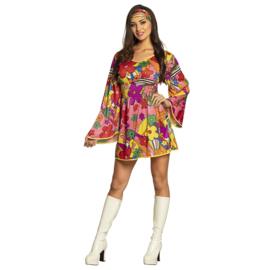 Flower hippie jurkje sexy