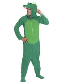 Krokodil kostuum