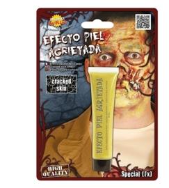 Zombie huid geel 28ml. OP=OP