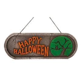 Hangbord Happy Halloween