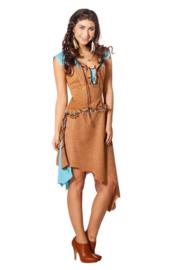 indianen dame jurkje Arapho