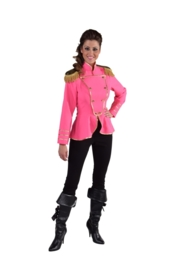uniform jas pink
