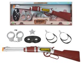 Cowboy geweer set | compleet