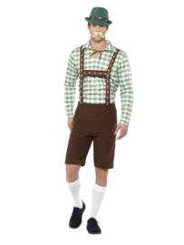 Oktoberfest bavaria kostuum mannen