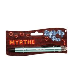 Light up pen - Myrthe