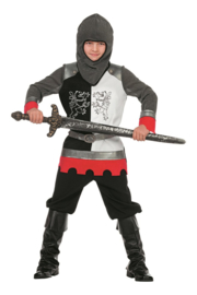 Ridder jongens kostuum