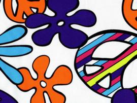 Sjaal/ hoofdband hippie