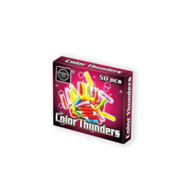Color thunders (50st) | Categorie 1