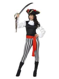 Sexy pirate kostuum