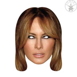 Melania Trump masker