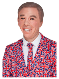 Nigel Farage masker latex | Brexit