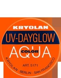 Kryolan water schmink UV Oranje