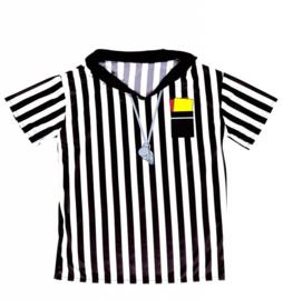 Scheidrechters shirt Tiener