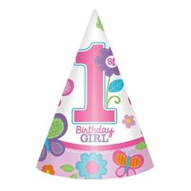 Punthoedjes 1ste verjaardag