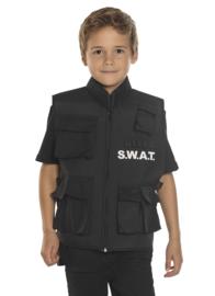 Swat vest kinderen luxe