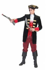 Piraat sailor kostuum