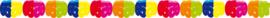 Slinger 65 jaar multicolor