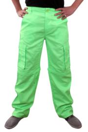 Broek neon groen OP=OP